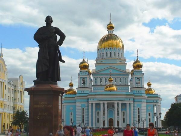 Приезжайте в Саранск!