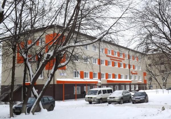 Здание Кировского ЦДООШ