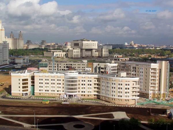 Медицинский центр МГУ