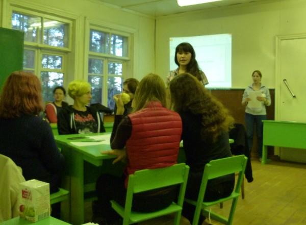 Во время первого биобоя ЛМШ-2015