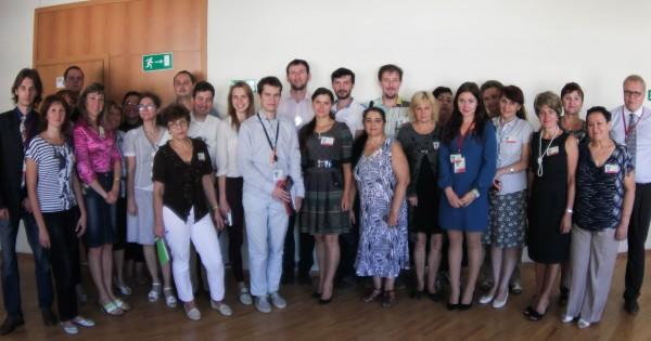 Жюри Третьего Турнира юных биологов Юга России