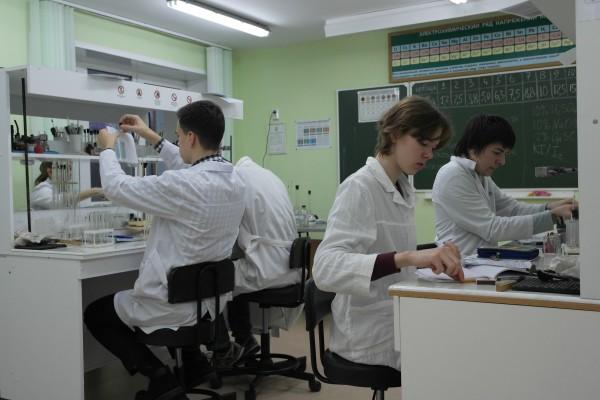 """Занятия на УТС """"Современная биология"""" 2015"""