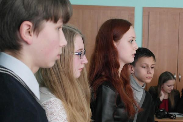 Участники первого раунда I Пензенского ТЮБ