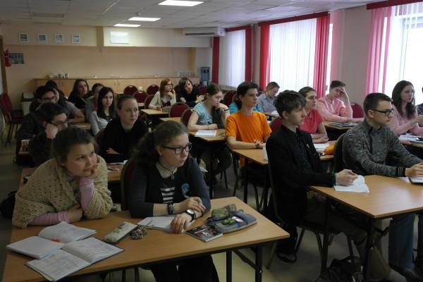"""Начались УТС """"Современная биология"""" - 2016"""