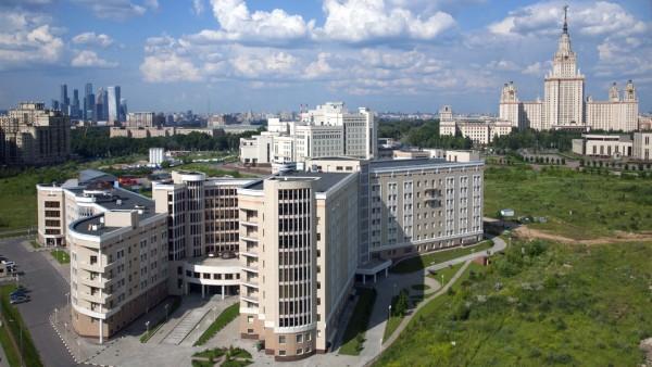 Клинический корпус МГУ в Москве