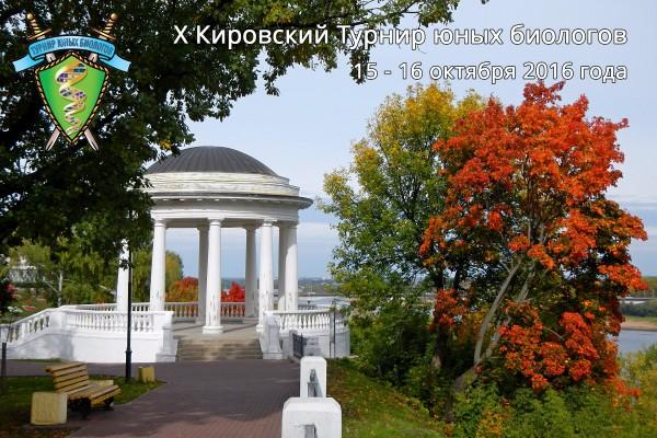Постер Кировского ТЮБ - 2016