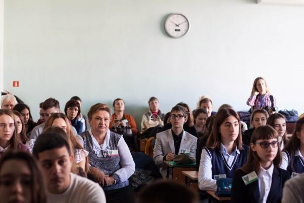 Во время открытия Турнира в Ростове-на-Дону