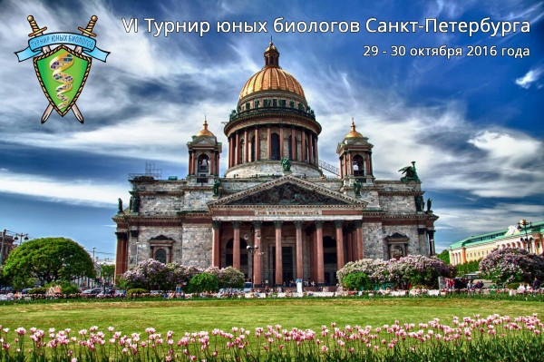 Постер ТЮБ Санкт-Петербурга 2016