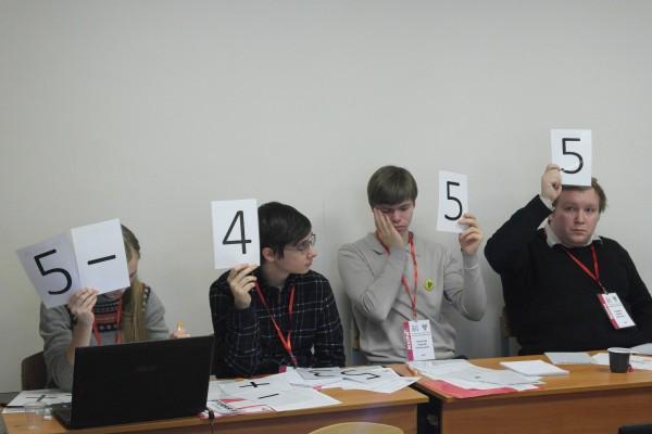 Доброе Жюри на Всероссийском Турнире юных биологов