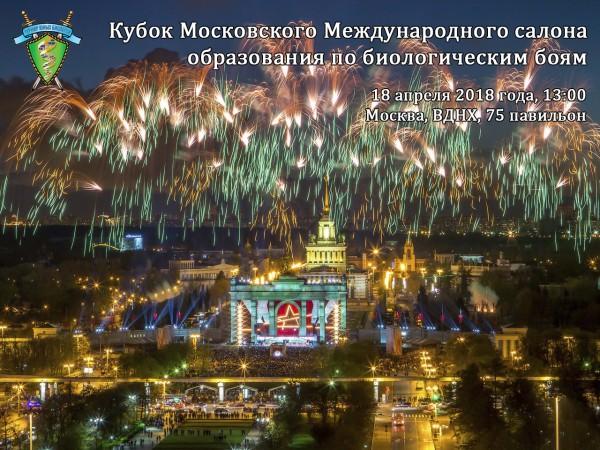 Постер Кубка ММСО - 2018