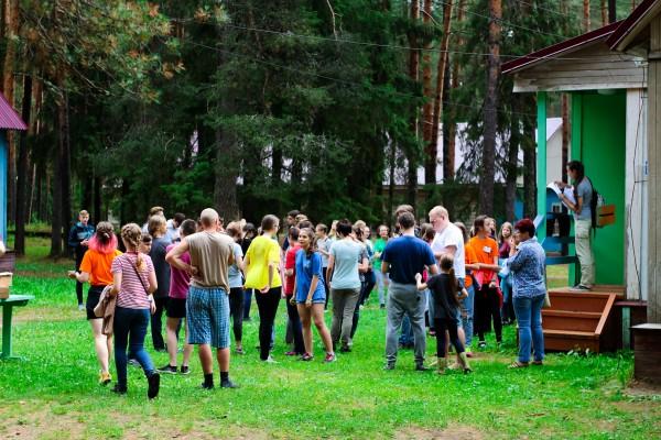Перед вступительной олимпиадой в Кировской Летней многопредметной школе